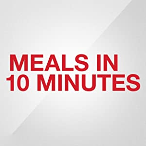 Meals in 10 Minutes