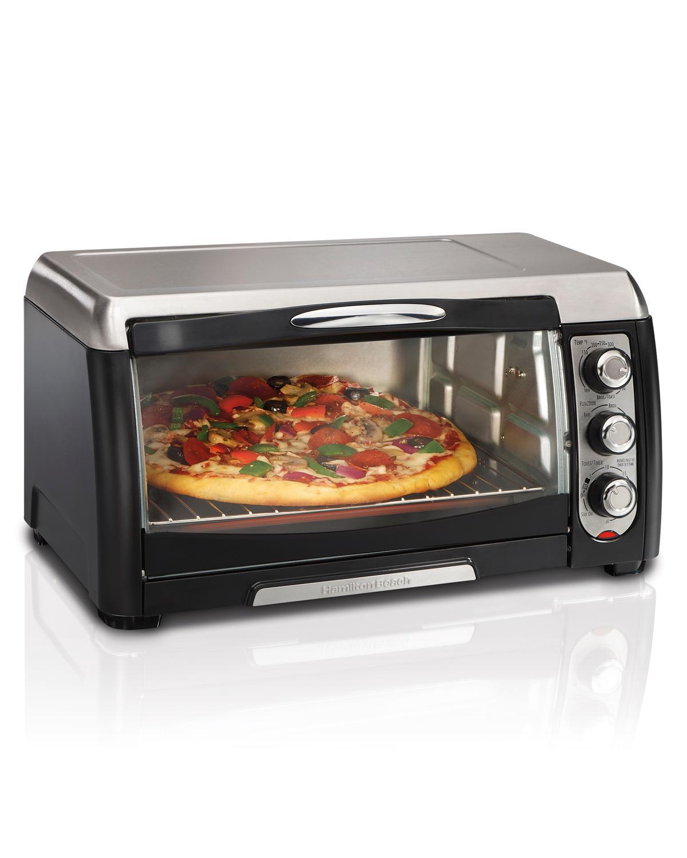 Amazon.com: Hamilton Beach 31330 Toaster Oven: Kitchen & Dining