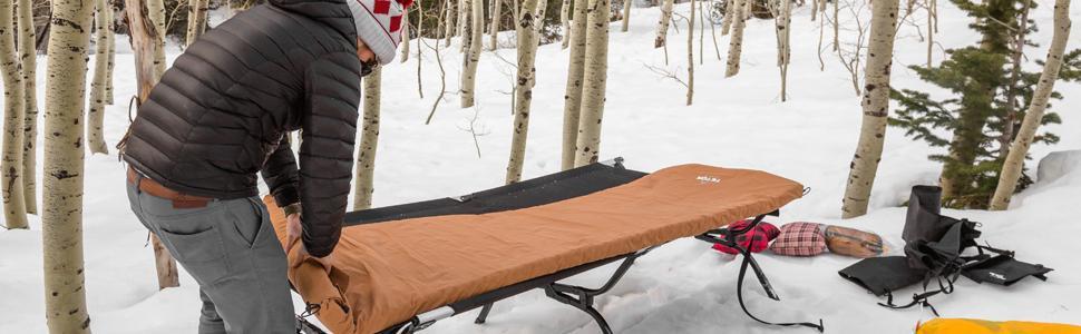 teton sports camping pads
