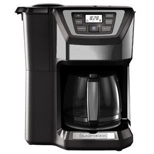 12-Cup Mill & Brew Coffeemaker (Gray)