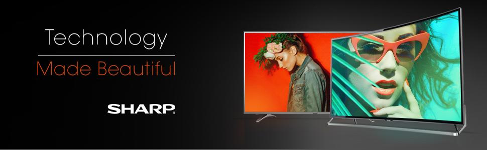 amazoncom sharp lc43n4000u 43inch 1080p roku smart led