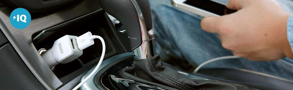 Anker 24W Car Charger, Test Keyword