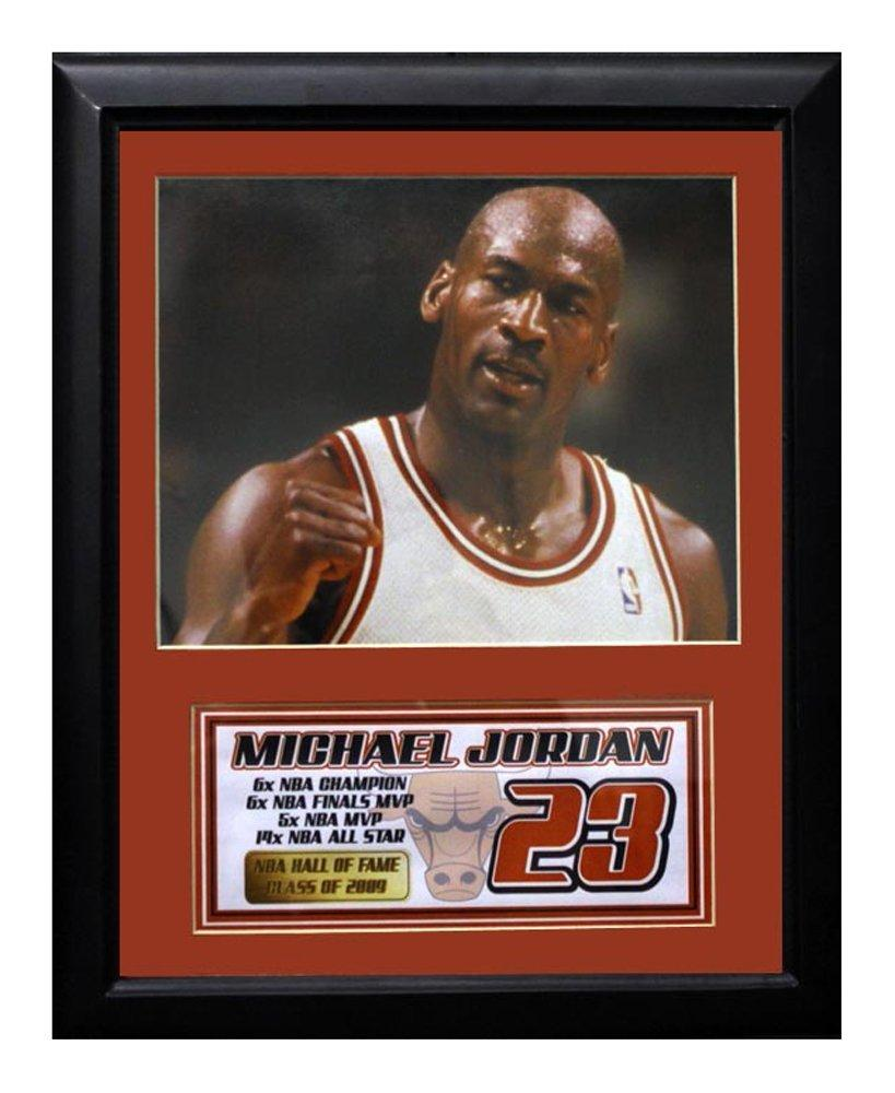 Amazon.com : Encore Select 142-21 NBA Chicago Bulls Deluxe Frame ...
