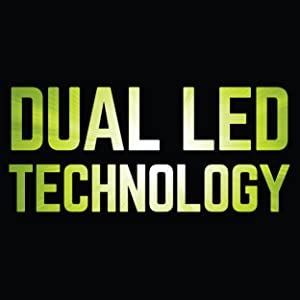 Dual LED Technology