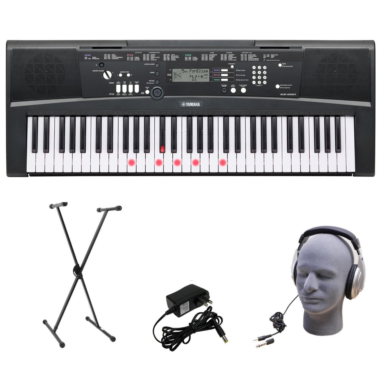 Yamaha Ez Keyboard Premium Pack