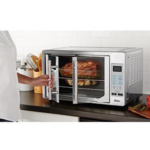 Amazon Com Oster Tssttvfddg Digital French Door Oven