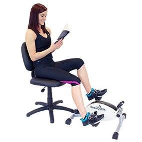 Amazon Com Deskcycle Desk Exercise Bike Pedal Exerciser