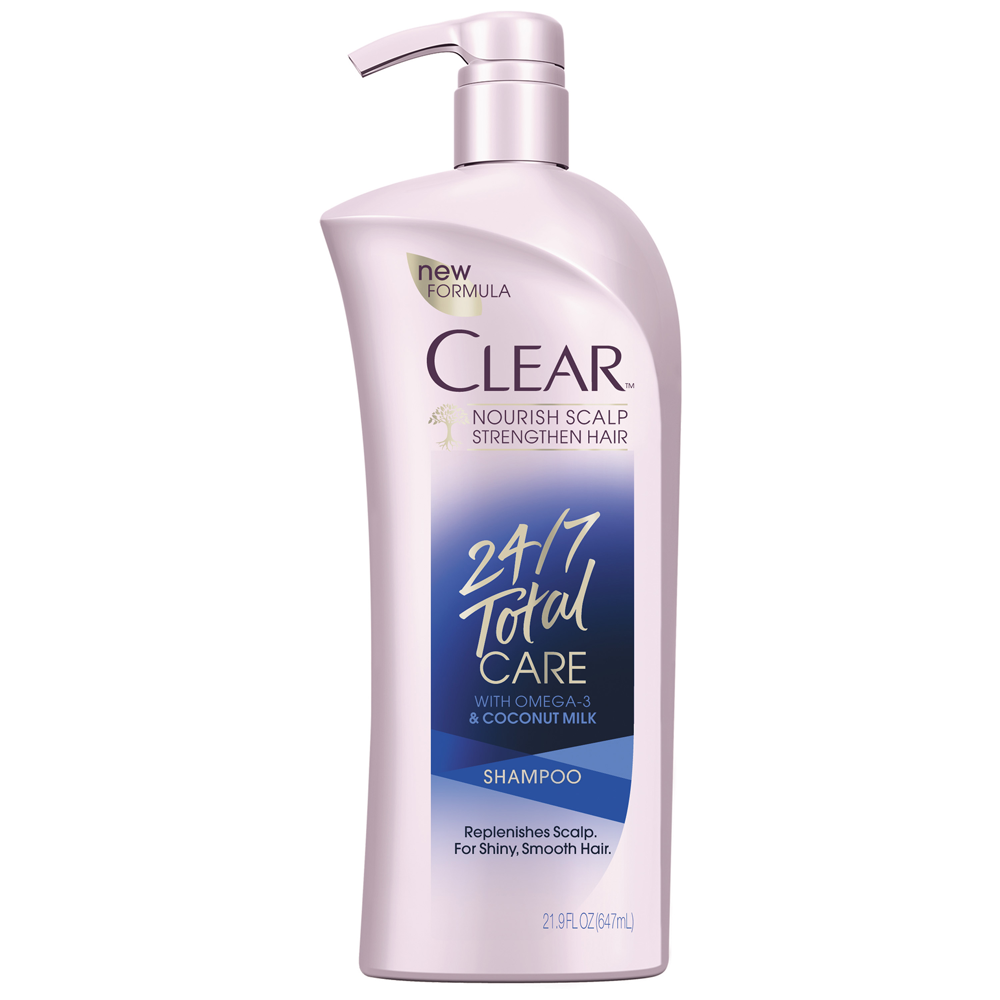 Clear Shampoo Free Fragrance Hypoallergenic New Complete Soft Care 170ml