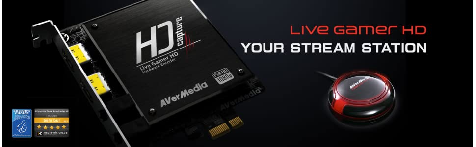 live gamer hd 1080p 60 fps capture card