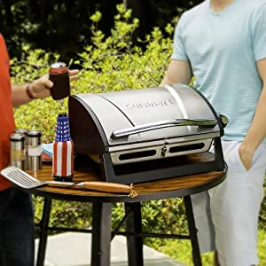 portable grill