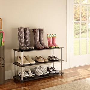 Shoe Storage, Shoe Rack, Shoe Organizer, Sneakers, Tennis Shoes, Heels,