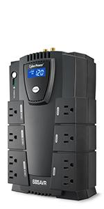 CP685AVRLCD Battery Backup UPS