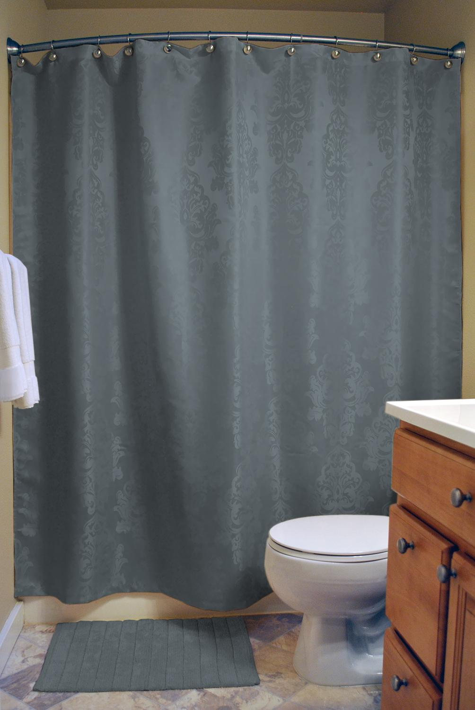 Amazon.com: DII Everyday 100% Polyester Bath Shower