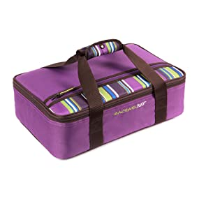 insulated food carrier;casserole carrier;food carrier