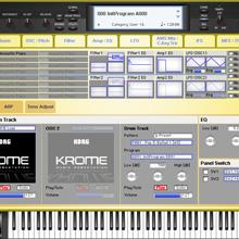Stand-alone and Plug-in KROME Editing Software