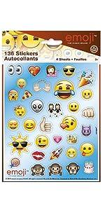 Amazon Com Emoji Party Supplies Emoji Party Favor Kit