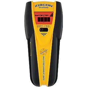 MS i520, multiscanner, multi scanner, ac scan, metal scan, deep scan, tile, pipe, Zircon, Tv mount