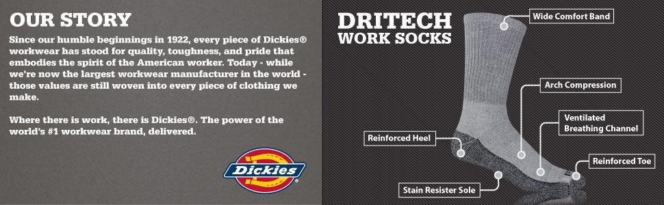 Dickies;workwear;quality;toughness;pride;American;worker;values;woven;#1;work