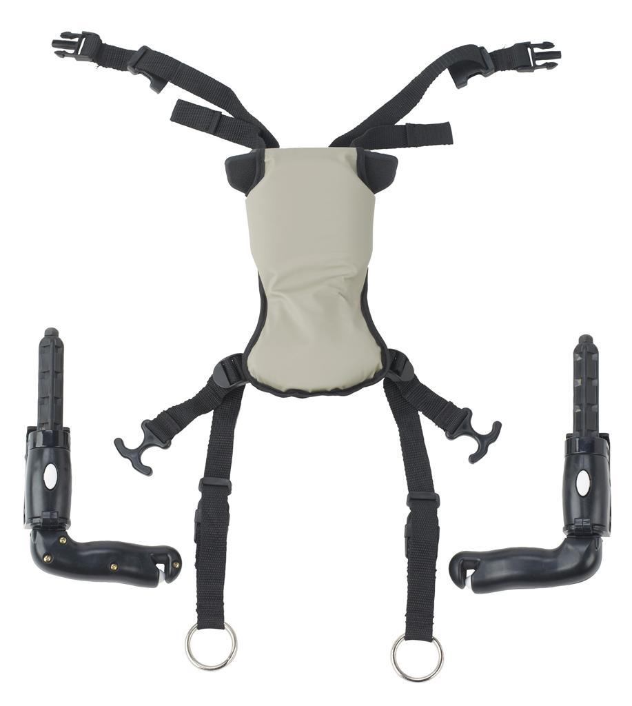Amazon.com: Trekker Hip Posicionador y Almohadilla, TK 1070 ...