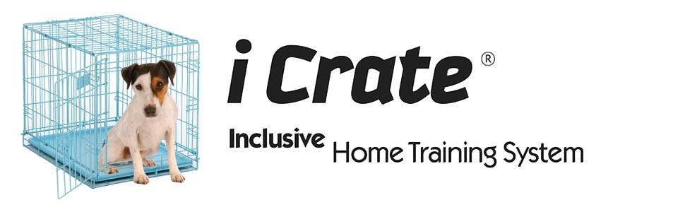 iCrate Blue Logo
