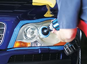 meguiar's,chemical guys,griot's garage,headlight restoration,3m,G3000,headlight lens