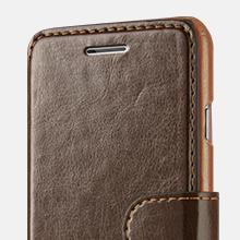 iPhone 6/6S Plus Case, Verus Layered Dandy Diary Series