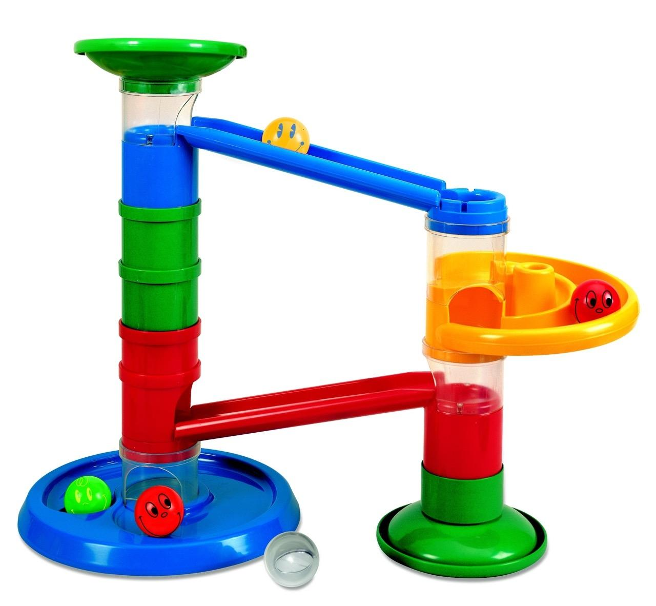 Toys For Balls : Amazon edushape rollipop advanced ball drop set