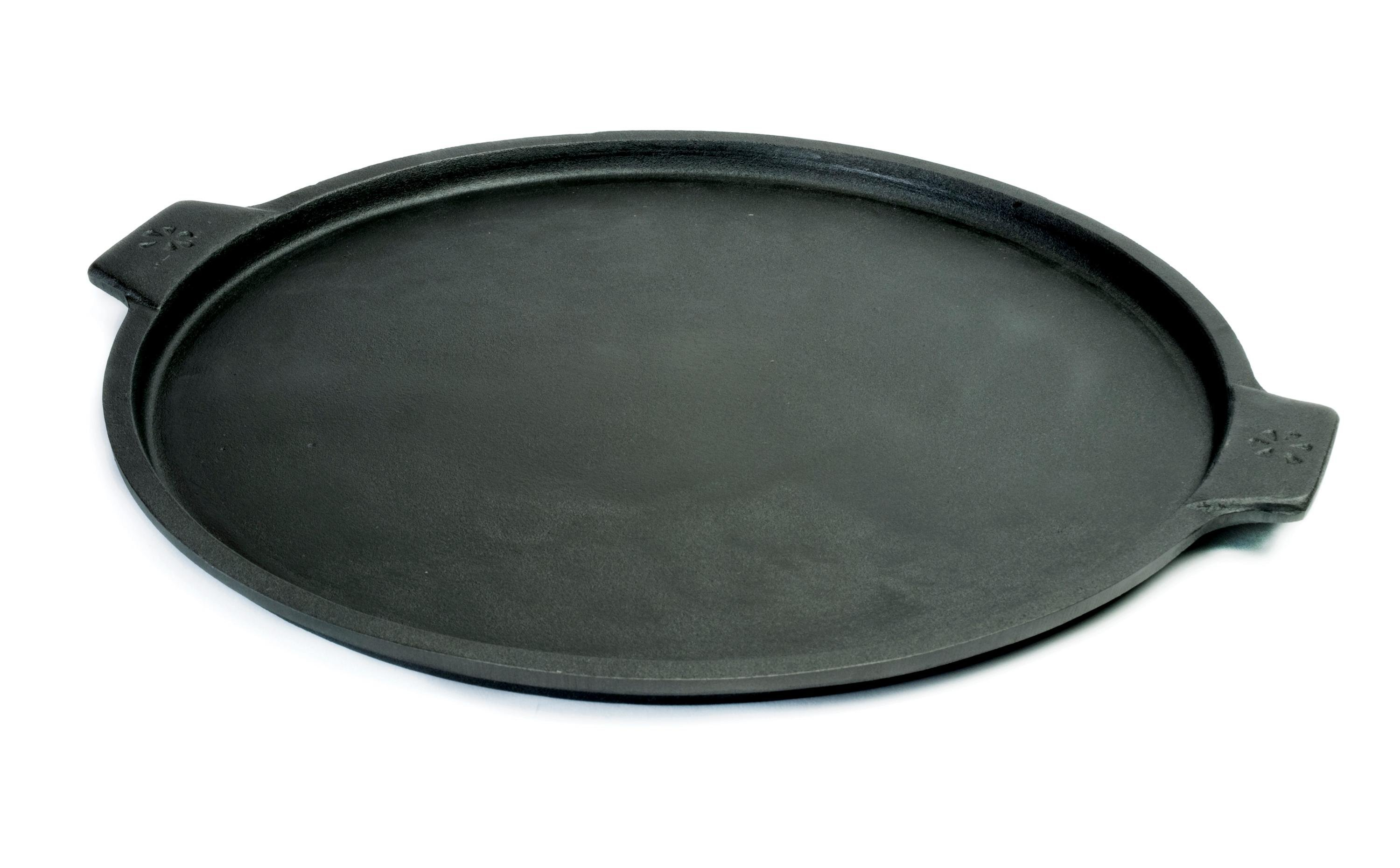 Amazon Com Pizzacraft Cast Iron Pizza Pan 14 Inch For