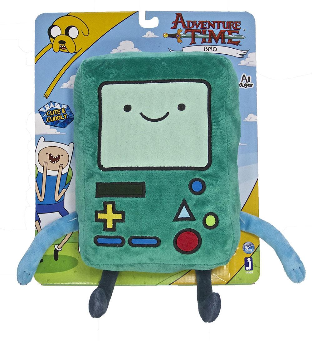 Amazon adventure time 12 plush bmo toys games adventure time bmo 12 inch plush toy voltagebd Images