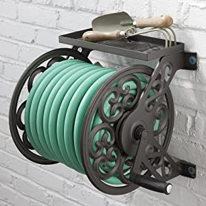 Liberty Garden Products 708 Garden Hose Reel