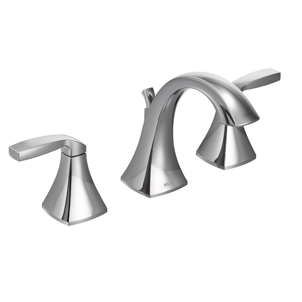 moen voss twohandle higharc bathroom faucet
