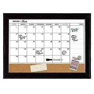 Amazon.com : Quartet Dry Erase Calendar Board, Planner