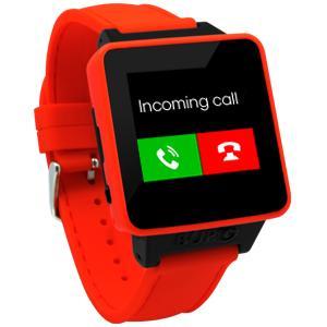 Amazon.com: Burg neón 16 Un teléfono SmartWatch con tarjeta ...