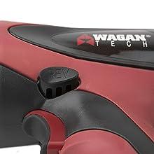 impact gun wrench mighty wagan tech automotive torque driver ratchet 1/2 tool AC DC car emergency