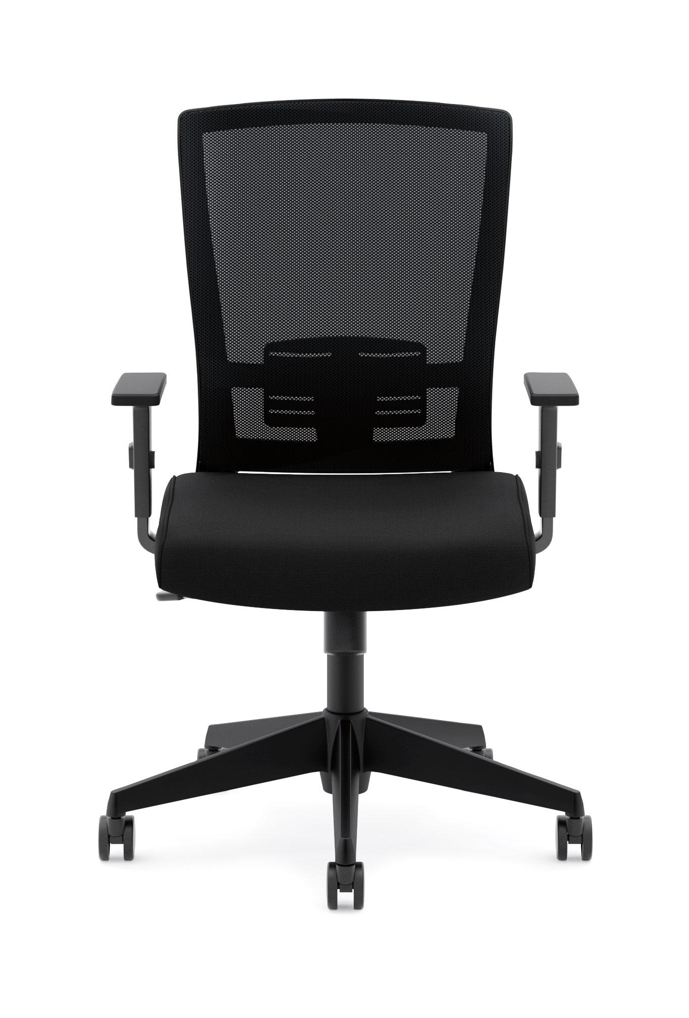 Amazon basyx by HON Mesh Task Chair High Back Work Chair