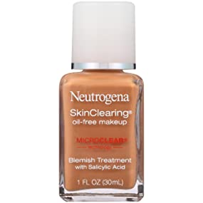 Neutrogena SkinClearing Liquid Foundation