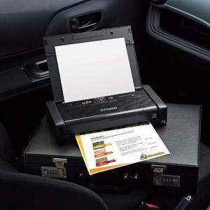 amazon com epson workforce wf 100 wireless mobile printer amazon