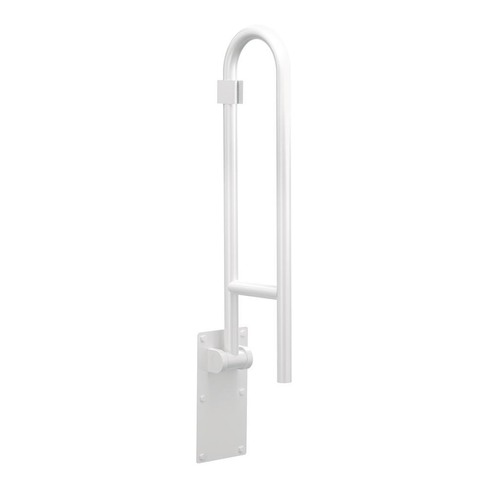 Amazon.com: Moen R8960FDW 30-Inch Flip-Up Bathroom Grab Bar ...
