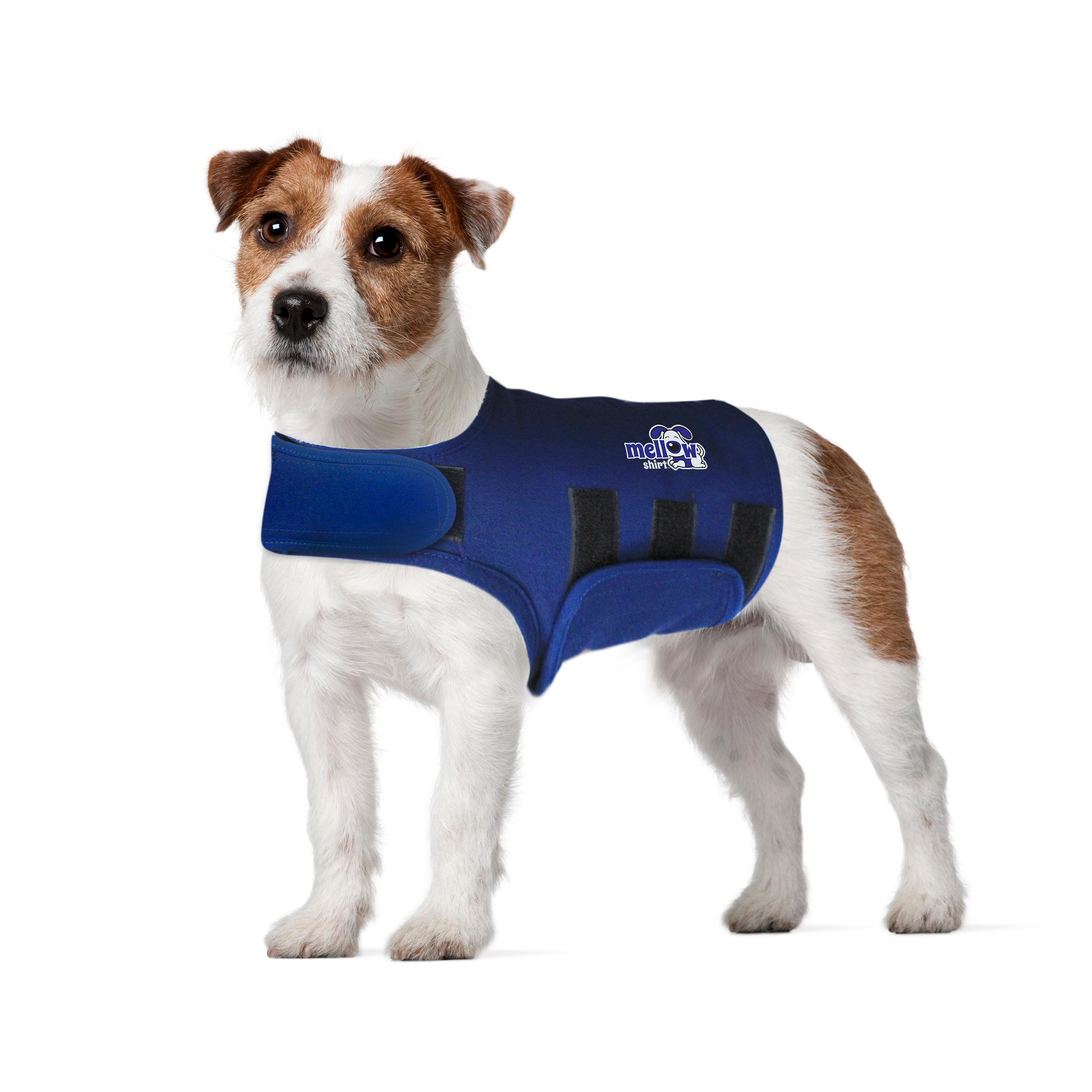 Mellow Shirt Dog Anxiety Calming Wrap Large