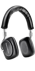 bowers and wilkins, p5, new p5, stylish headphones