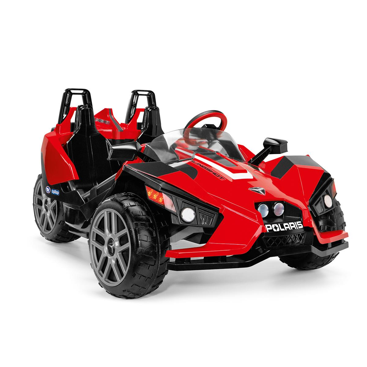 powered, electrical vehicle, ride-on, toy, kids, play, polaris