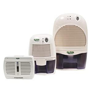 Gurin Dehumidifiers with Three Different Models to Choose From