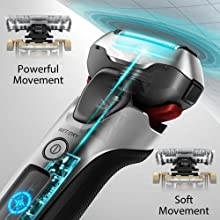 ES-LT7-N shave sensor technology