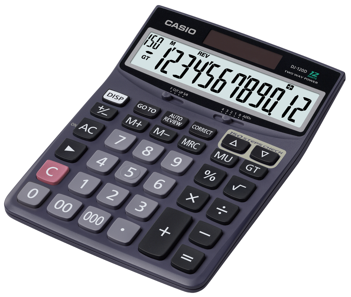 amazon com casio dj 120d business calculator financial