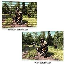 Gaming-comfort ZeroFlicker Technology