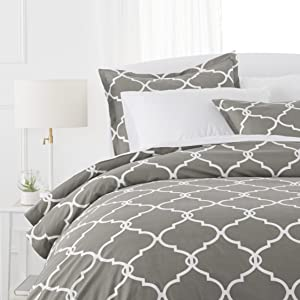 pinzon lattice duvet cover set