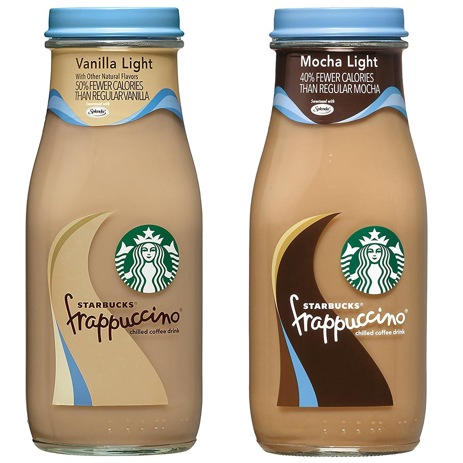 Starbucks Frappuccino Coffee Drink Light Pictures