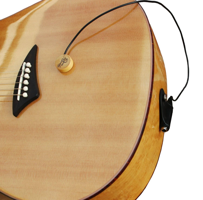 dean markley dm3001 artist xm acoustic pickup musical
