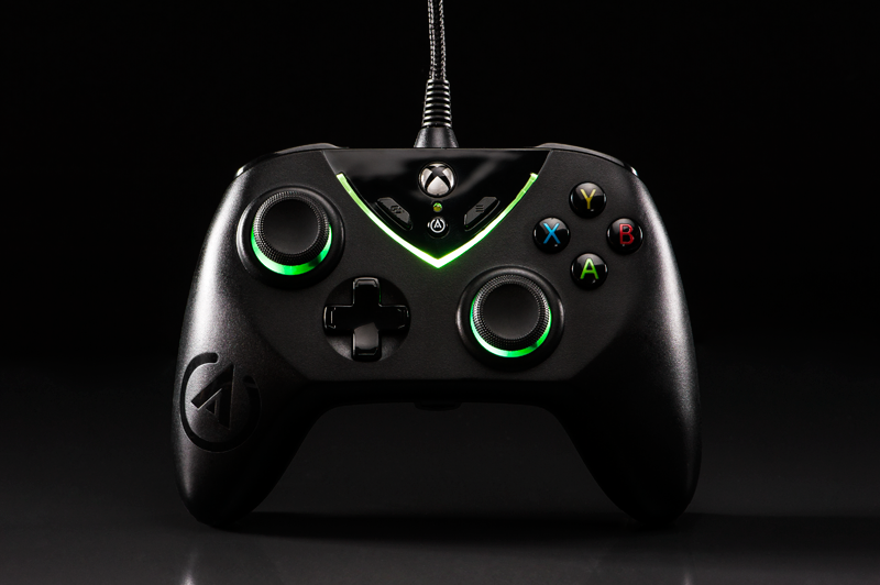 Amazon.com: PowerA FUSION Pro Controller for Xbox One: Video Games