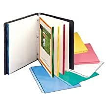Sheet Protectors with Color
